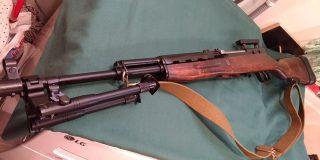 SKS carbine modification